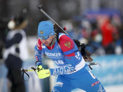 Biathlon, trionfo di Loginov nella 20 km di Anterselva. Ennesima beffa per Hofer, fuori dal podio per un decimo!