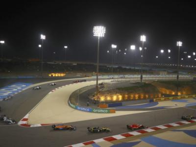 VIDEO F1, GP Bahrain: highlights della gara