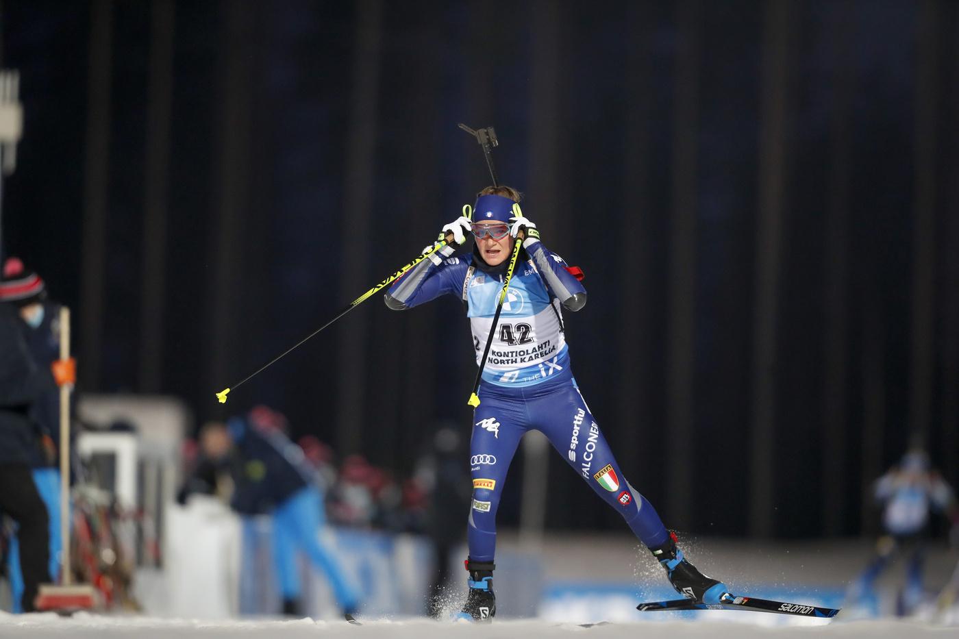 Biathlon, IBU Cup Arber I 2021: nella sprint femminile doppietta russa, Nicole Gontier la miglior azzurra