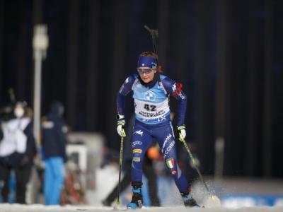 Biathlon, IBU Cup Brezno-Osrblie II 2021: vince ancora la tedesca Vanessa Voigt, ottava Samuela Comola. Indietro Gontier e Fauner