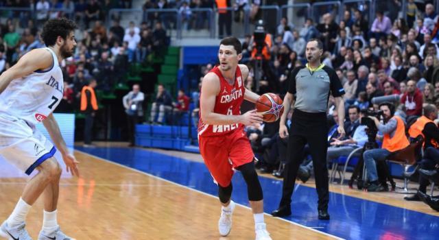 Basket: la Dinamo Sassari corre ai ripari, ingaggiato Toni Katic dopo il ko di Pusica