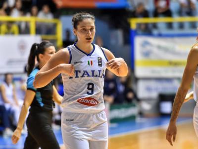 Basket femminile, Qualificazioni Europei 2021: Italia, a Riga per iniziare bene con la Romania