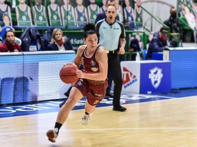 Basket femminile, Serie A1 2020-2021: nona sinfonia per Venezia, vincono anche Empoli e Geas
