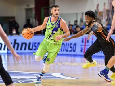 Dinamo Sassari-Cantù: orario, tv, programma, streaming Serie A basket 2021