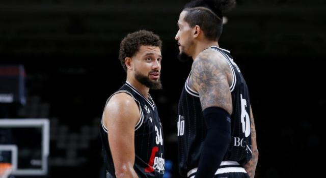 Basket, EuroCup 2020-2021: Virtus Bologna-MoraBanc Andorra rinviata per le positività al Covid-19 degli ospiti