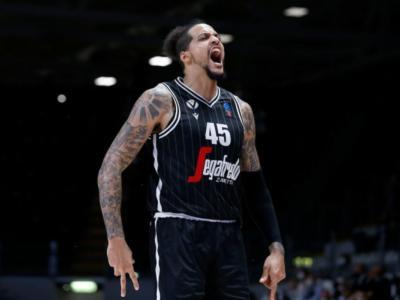 LIVE Virtus Bologna-Lietkabelis 82-73, EuroCup basket in DIRETTA: settimo sigillo delle V nere, che spaccano la partita nel terzo quarto
