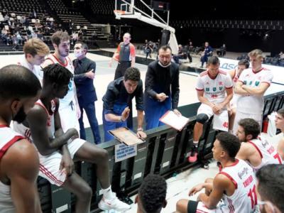 Basket, Serie A 2020-2021: 7a giornata, rinviate Trieste-Reggio Emilia e Cremona-Cantù