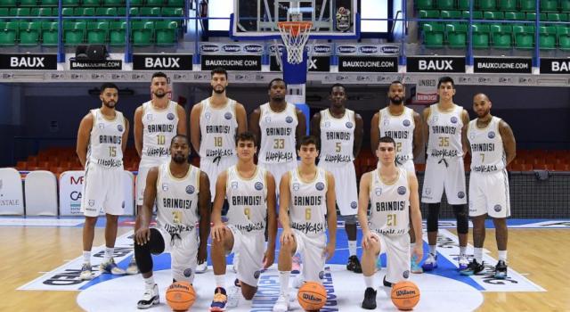 Basket: torna il sereno a Brindisi, tutti negativi i nuovi test legati al Covid-19