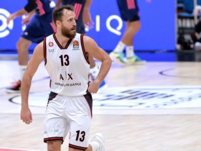 Basket, Eurolega 2020-2021: ufficiale il secondo rinvio di Zenit San Pietroburgo-Olimpia Milano