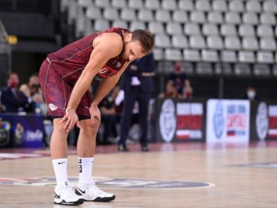 Basket, Serie A 2020-2021: rinviate Virtus Bologna-Pesaro e Venezia-Trieste, ottava giornata senza sabato