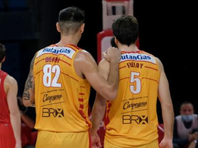 Basket: rimangono tre positivi al Covid-19 a Pesaro, ci sarà la sfida con Reggio Emilia