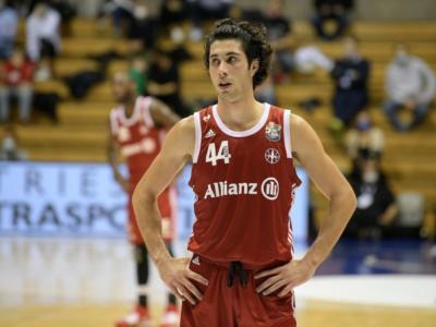 """Basket, Davide Alviti: """"Playoff? Dobbiamo pensare di domenica in domenica"""""""