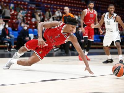 Basket, Eurolega 2020-2021: c'è la data del recupero di Olimpia Milano-Alba Berlino, riprogrammate anche altre due partite