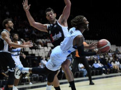 LIVE Fortitudo-Virtus 71-91, Serie A basket in DIRETTA: con un ultimo quarto devastante la Segafredo si prende il derby