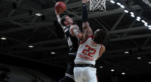 Basket, EuroCup 2020-2021: Virtus Bologna e Trento per restare imbattute, a Venezia serve la vittoria