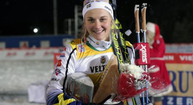 Biathlon, Stina Nilsson sarà la futura dominatrice della disciplina? Per adesso, serve pazienza