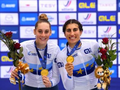 Ciclismo su pista, una super Italia agli Europei anche senza Filippo Ganna! Che risposte verso le Olimpiadi!