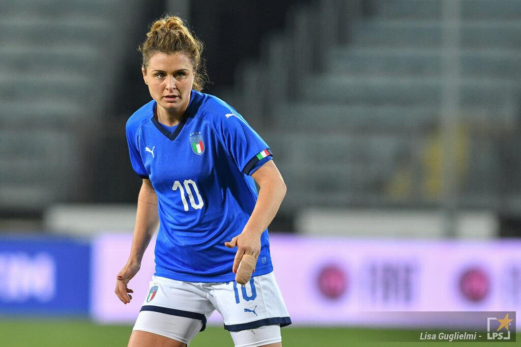Calcio femminile, Danimarca Italia: programma, orario, tv. Qualificazioni Europei 2022