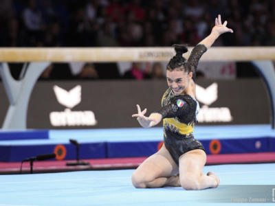 Ginnastica, la gara dell'anno in Italia: Campionati Assoluti, sfida all-around. Battaglia tra le Fate, Edalli cerca il pokerissimo