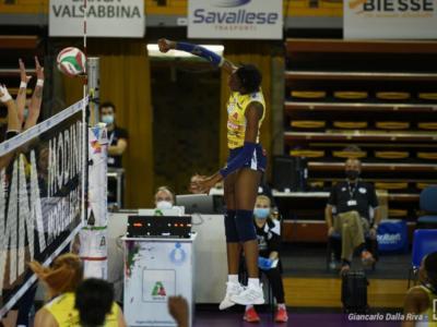 Volley femminile, Conegliano perfetta in Serie A1: batte Chieri e chiude l'andata a punteggio pieno, 12 vittorie!