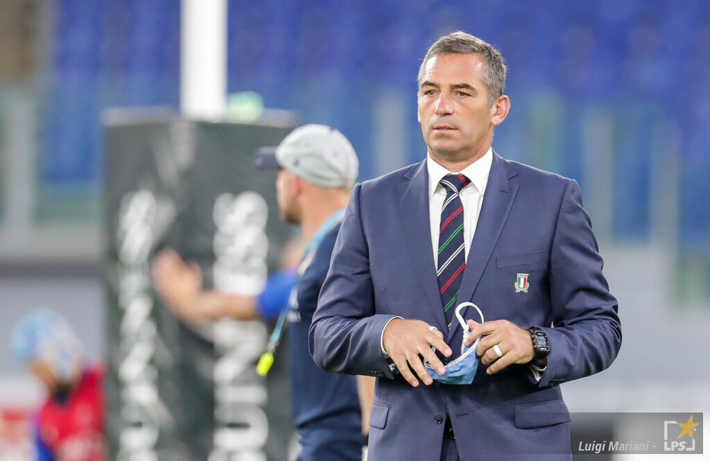 """Rugby, Franco Smith: """"Fase di rinnovamento, vogliamo costruire una grande Nazionale per i prossimi anni"""""""