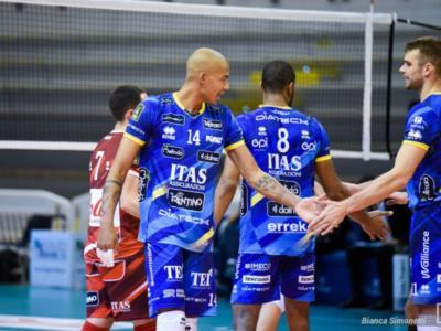 Trento-Lokomotiv Novosibirsk oggi: orari, tv, programma, streaming Champions League volley
