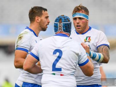 Rugby, Marco Zanon lascia il ritiro dell'Italia dopo l'infortunio di sabato. Recuperato Mattia Bellini