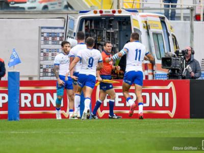 Rugby, pagelle Italia-Scozia 17-28: brillano Garbisi e Fischetti