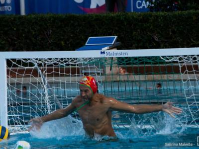 """Pallanuoto, Stefano Tempesti: """"Non guardo all'età e non mi pongo limiti. Lavoro per le Olimpiadi e giocherò fino al 2024"""""""