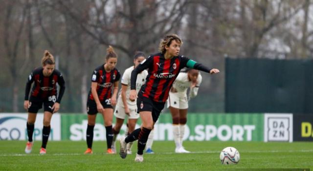 Calcio femminile, Coppa Italia 2021: la finale Milan-Roma sarà aperta al pubblico