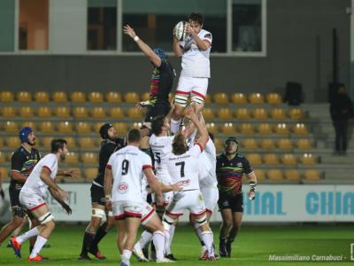 Rugby, Pro 14 2020-2021: brutta sconfitta casalinga per le Zebre con Ulster