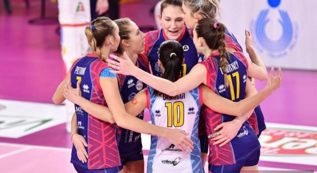 Volley femminile, Champions League: Scandicci e Busto Arsizio pronte per l'esordio. Ci sarà anche il derby