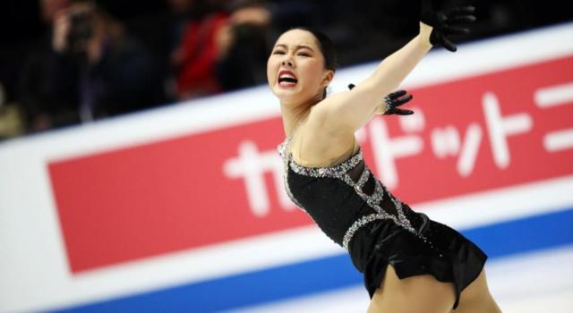 Grand Prix pattinaggio artistico, NHK Trophy 2020: programma, orari, tv