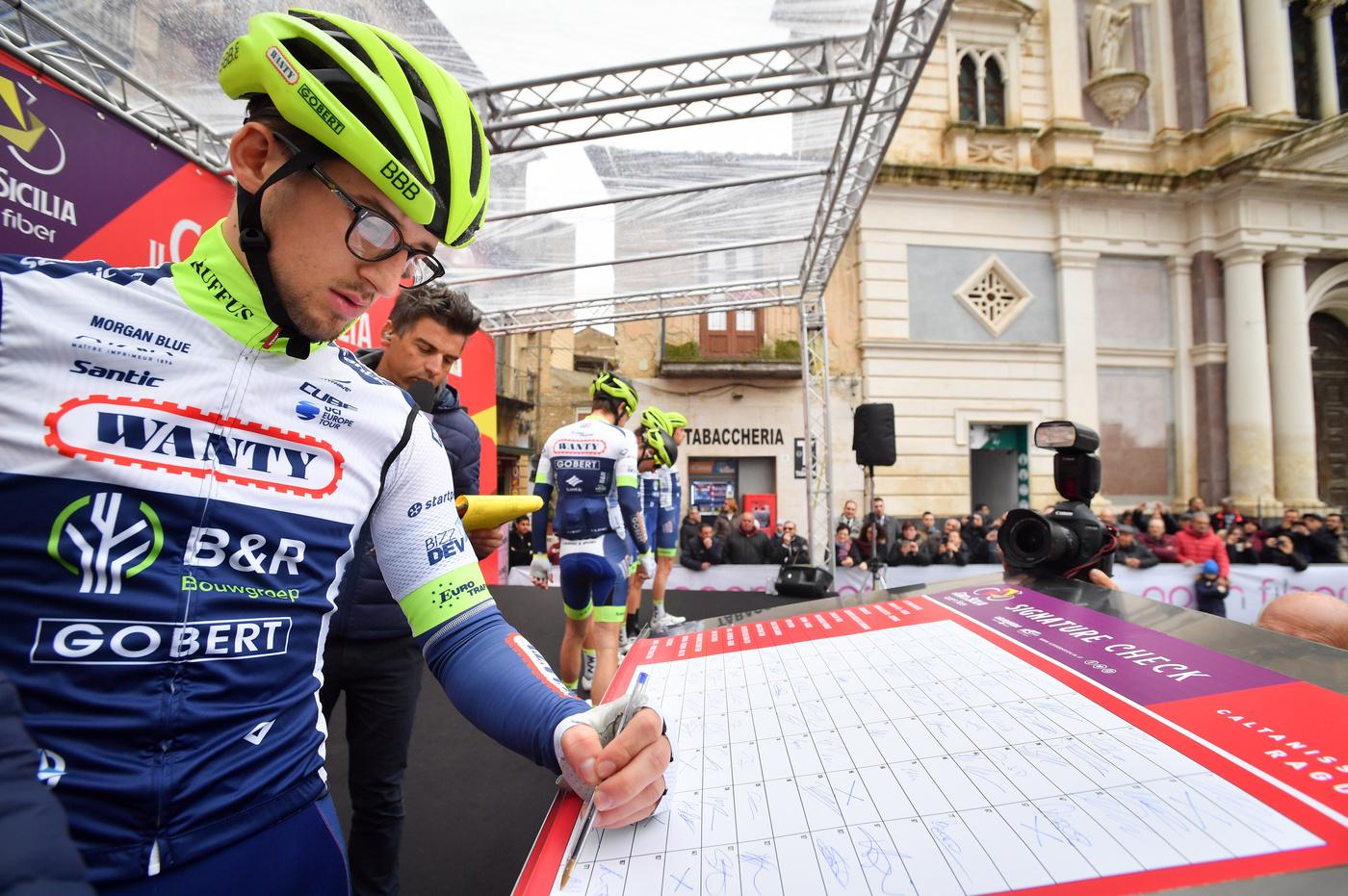 """Ciclismo, Valerio Piva della Circus Wanty Gobert: """"Non vogliamo vincere il Tour, cerchiamo di trovare il nuovo van Avermaet"""""""