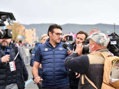 """Ciclismo, Davide Bramati: """"Bagioli ha grandi doti, Evenepoel può battere Ganna a cronometro. E Nibali…"""""""