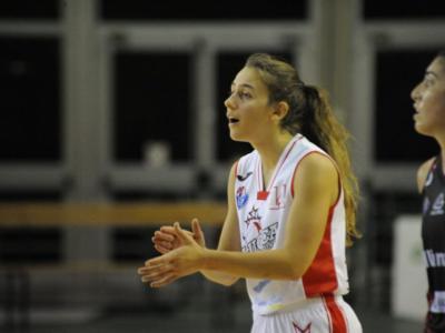 Basket femminile: Lucca a Schio senza Alessandra Orsili, positiva al Covid-19