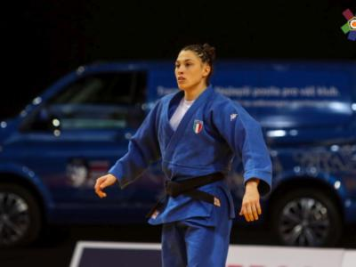 Judo, Grand Slam Kazan 2021: giornata negativa per gli azzurri, settima Alice Bellandi nei -70 kg