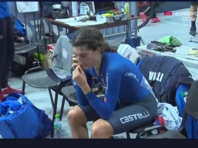 Ciclismo su pista, Elisa Balsamo cade nella Madison delle Olimpiadi