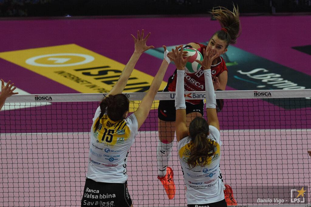 Volley femminile, serie A1 recuperi 8. giornata: Busto soffre ma riparte da Perugia: 3 2. Cuneo ok al tie break con Brescia