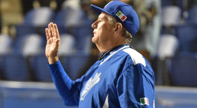 """Baseball: la FIBS ha ritirato la casacca n° """"30"""" di Bill Holmberg"""