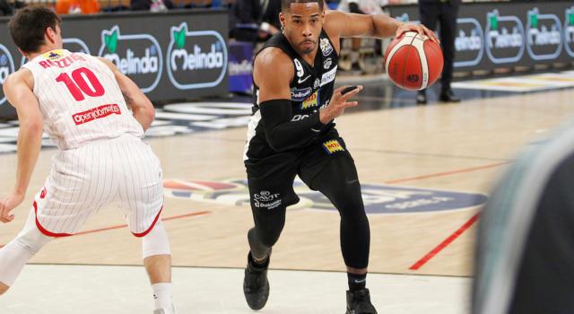 Basket, Serie A 2020-2021: colpaccio di Varese, soffre Brindisi. Vince anche Cantù