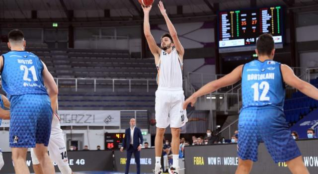 Basket, i migliori italiani della 6a giornata di Serie A. Campogrande e Pajola, le facce diverse della vittoria