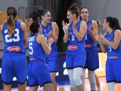 LIVE Repubblica Ceca-Italia 63-69 basket femminile in DIRETTA: le azzurre agguantano le avversarie in testa al raggruppamento!