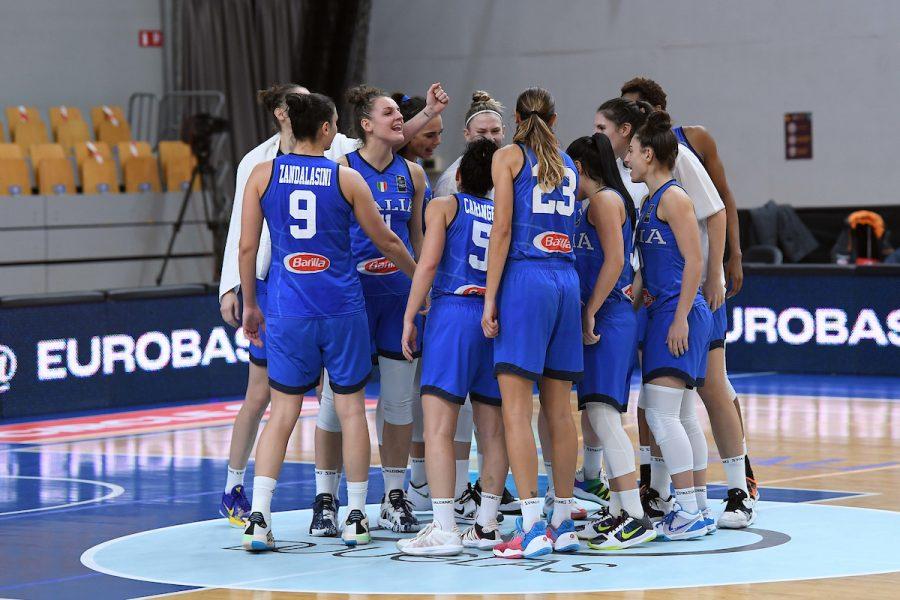 Basket femminile, le convocate dell'Italia per le qualificazioni agli Europei. Le azzurre per la bolla di Istanbul