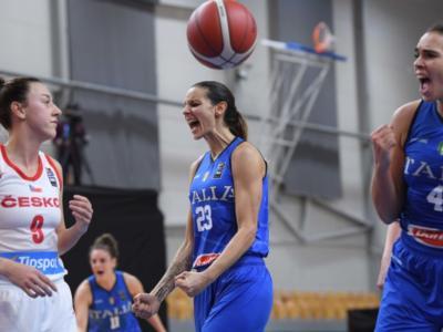 Basket femminile, Qualificazioni Europei 2021: Italia, una doppia vittoria di importanza immensa