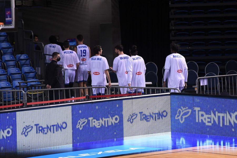 Basket, Qualificazioni Europei 2022: Italia, una strana domenica tra la mancata Macedonia del Nord e la Russia