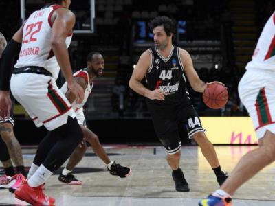 Basket, Serie A 2020-2021: la Virtus Bologna sfida Trento, mentre l'Olimpia Milano affronta Cremona nella 15ma giornata
