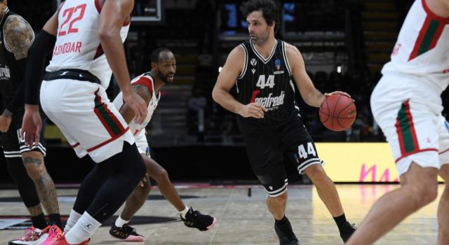 Basket, Serie A 2020-2021: Virtus Bologna-Sassari e il derby lombardo tra Milano e Varese i match di cartello della decima giornata