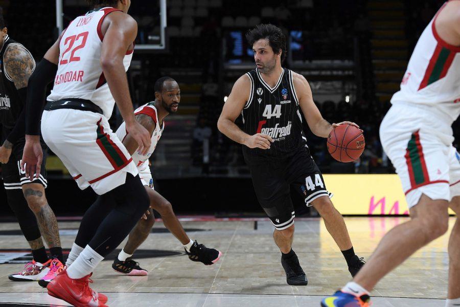 Basket, Serie A 2020 2021: Virtus Bologna Sassari e il derby lombardo tra Milano e Varese i match di cartello della decima giornata