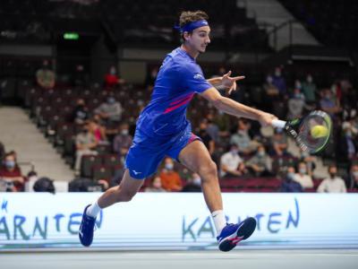 Sonego-de Minaur oggi, Masters1000 Parigi-Bercy: orario, tv, programma, streaming